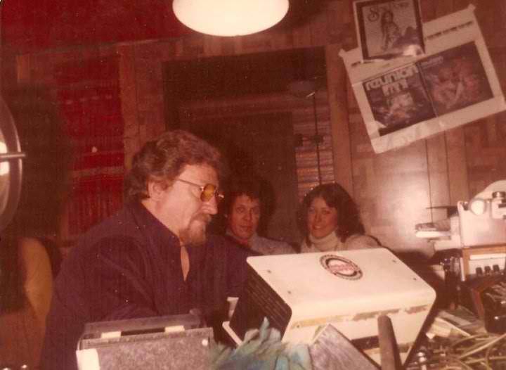 Bryce Roberson, Ronnie Fray, Karen